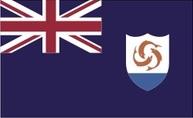 Flagge von Anguilla