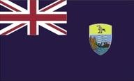 Flagge von Ascension