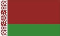 Flagge von Belarus