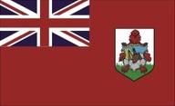 Flagge von Bermuda