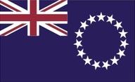 Flagge von Cookinseln