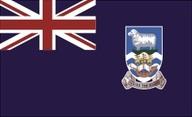 Flagge von Falklandinseln