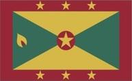 Flagge von Grenada