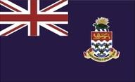 Flagge von Kaimaninseln