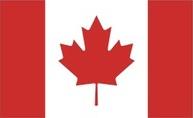 Flagge von Kanada
