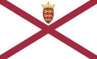 Flagge von Kanalinseln