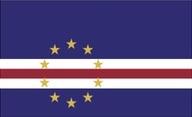 Flagge von Kap Verden