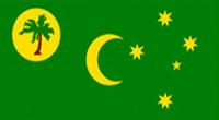 Flagge von Kokosinseln