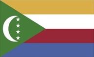 Flagge von Komoren