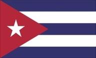 Flagge von Kuba