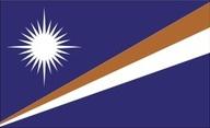 Flagge von Marshallinseln