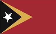 Flagge von Osttimor
