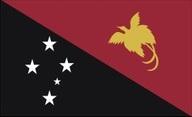 Flagge von Papua-Neuguinea