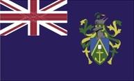Flagge von Pitcairninseln