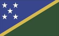 Flagge von Salomonen