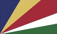 Flagge von Seychellen