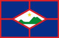 Flagge von Sint Eustatius