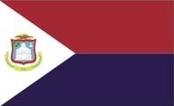 Flagge von Sint Maarten
