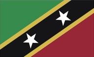 Flagge von St. Kitts