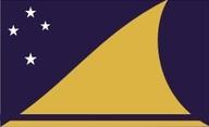 Flagge von Tokelau