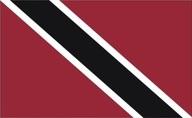 Flagge von Trinidad und Tobago