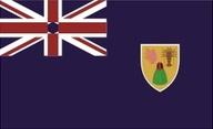 Flagge von Turks- und Caicosinseln