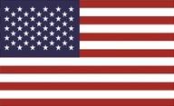 Flagge von USA