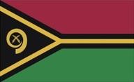 Flagge von Vanuatu