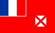 Flagge von Wallis und Futuna
