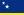 Flagge zur Ländervorwahl von Curaçao