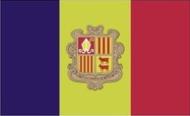 Die Vorwahl 00376 gehört zu Andorra