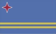 Die Vorwahl 00297 gehört zu Aruba