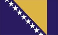 Die Vorwahl 00387 gehört zu Bosnien und Herzegowina