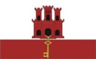 Die Vorwahl 00350 gehört zu Gibraltar