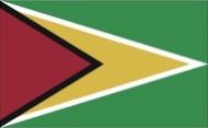 Die Vorwahl 00592 gehört zu Guyana