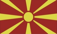 Die Vorwahl 00389 gehört zu Mazedonien