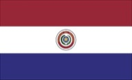 Die Vorwahl 00595 gehört zu Paraguay
